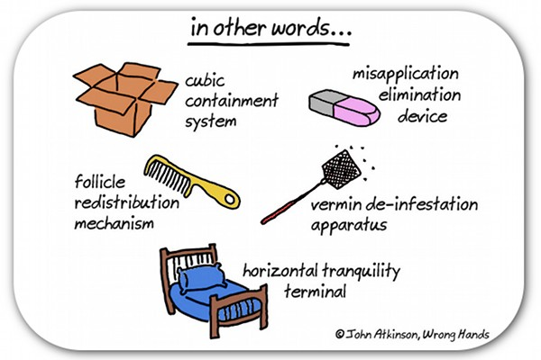 what does verbosity mean